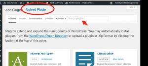 How to install a Plugin to your blog music