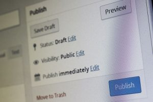 Publish your music blog posts