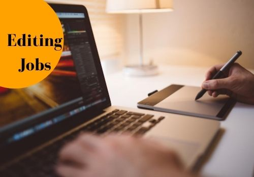 Editing | Remote jobs in copywriting